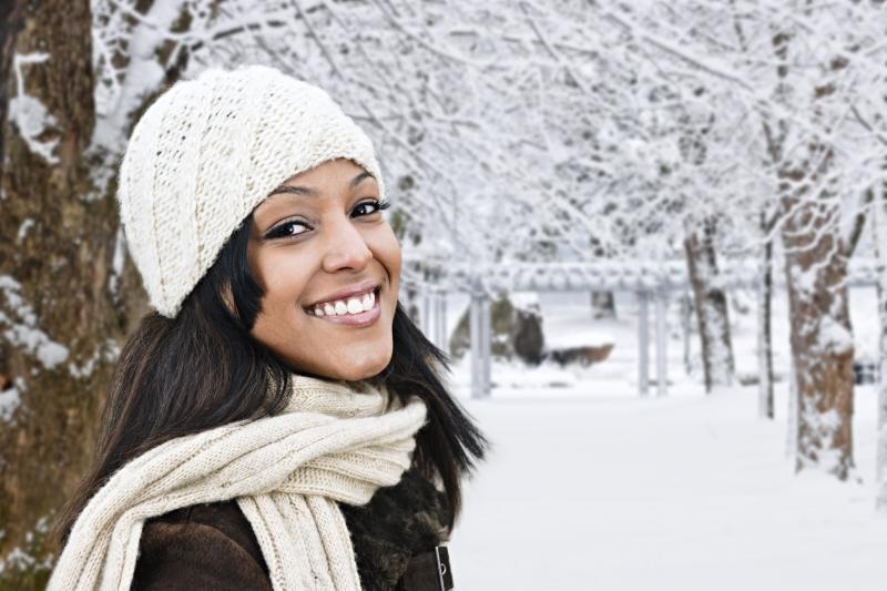 Kaunis talven muoti