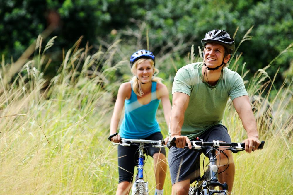 Miten valmistautua vaellus- tai pyöräretkelle